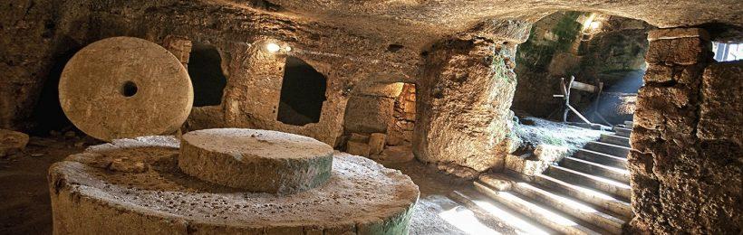 Alla scoperta del Frantoio più antico e bello d'Italia