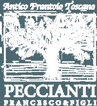 logo peccianti white