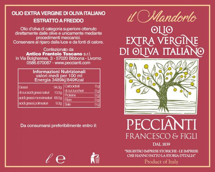 Etichetta Il Mandorlo 01